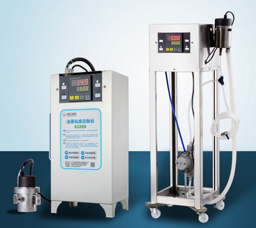 用于对液体粘度有控制要求的行业
